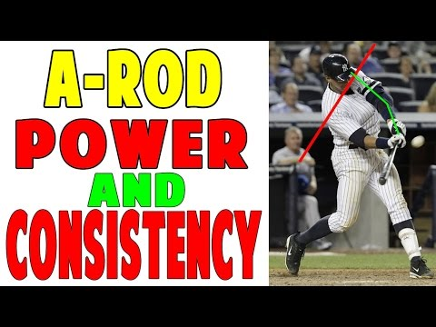 Alex Rodriguez | Power Moves (Pro Speed Baseball)