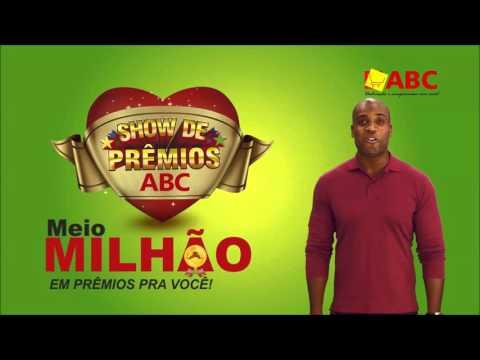Ganhador do 2º sorteio - Show de Prêmios ABC