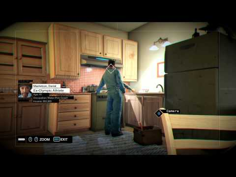 Watchdogs Porny Plumber Visit Privacy Invasion