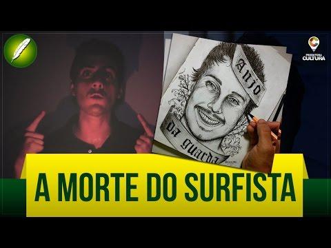 A MORTE DO SURFISTA - Fabio Brazza