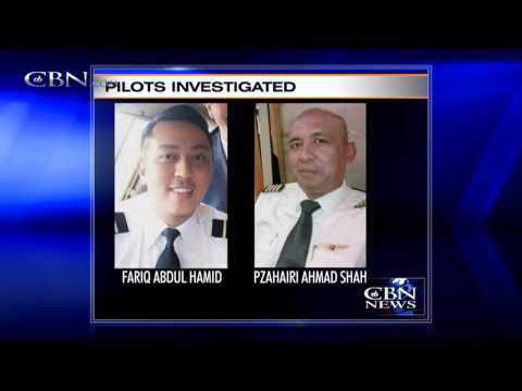 Suspicion Falls on Pilots in Malaysia Jet Search