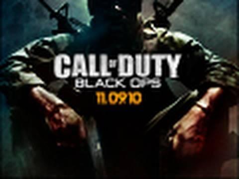 Полноценный трейлер Call of Duty: Black Ops