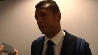 Inter, Guarin: 'Punto positivo, ma bisogna fare di più'