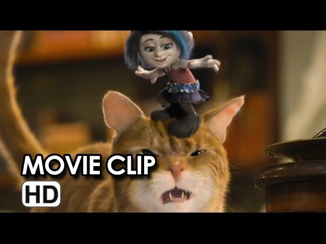 The Smurfs 2 Movie CLIP - Rescue Mission (2013) - Hank Azaria Movie HD