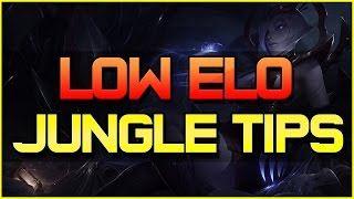 HOW TO JUNGLE 10 TIPS TO HELP CARRY AS A JUNGLER IN