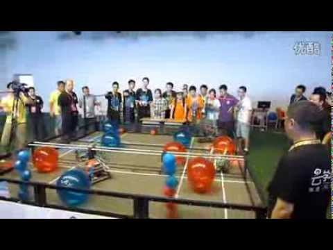 VEX  Asia Pacific Robotics Championship 2013 China Qualifier F1
