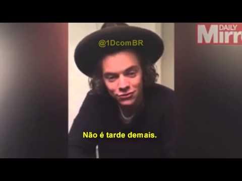 Mensagem de Casamento de Harry Styles | LEGENDADO - PT/BR