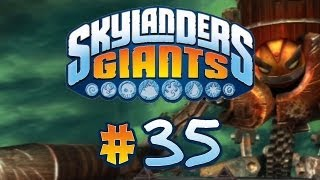 Let's Play Skylanders: Giants #35 - Drill-X [blind!] [FULL-HD]