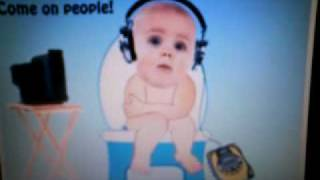 Its My Potty And I'll Cry If I Want To!!!