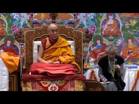 Далай Лама. О ситуации в Украине, как вести себя людям