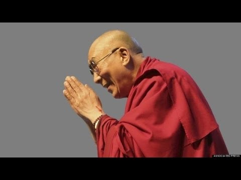The Dalai Lama On Developing Respect For Capitalism: 'Half Joke'