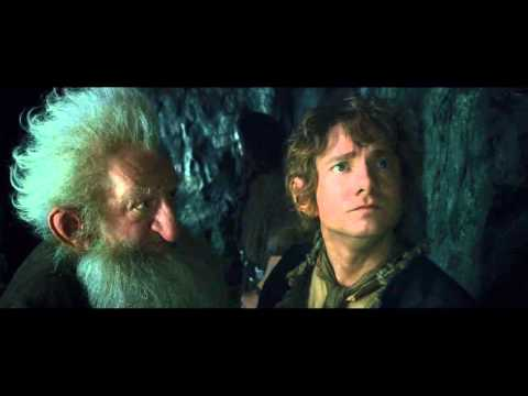 The Hobbit Desolation of Smaug Trailer #3 Official 2013 [HD]