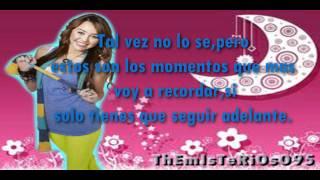 The Climb- Hannah Montana The Movie- Miley Cyrus-Letra