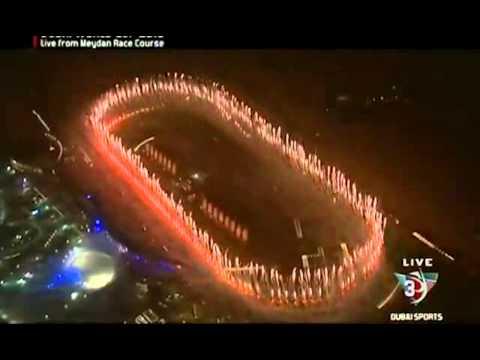 مقارنة بين افتتاح دبي وأكادير