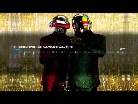 Daft Punk - Get Lucky feat. Pharrell Williams (Vijay & Sofia Zlatko Edit)