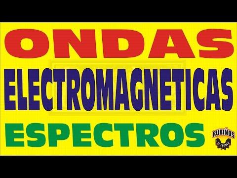 ONDAS ELECTROMAGNETICAS-CONCEPTO , ESPECTROS DE RADIACION