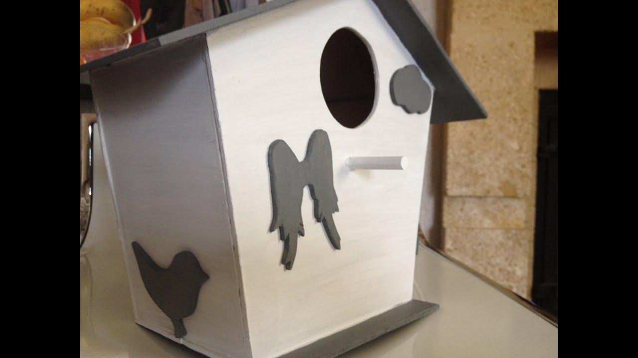 Fabriquer un nichoir youtube - Fabriquer un lampadaire en bois ...