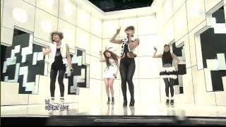 2ne1 - Fire (live)