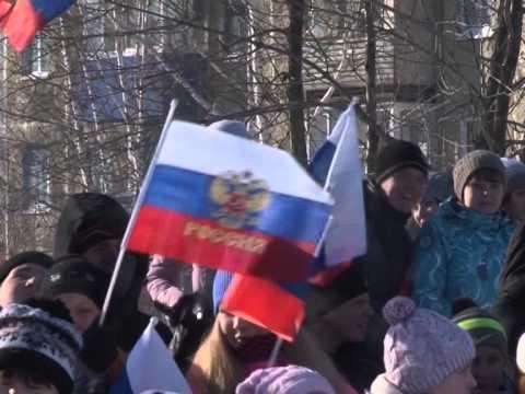 Кузбасские школьники споют на закрытии Олимпиады
