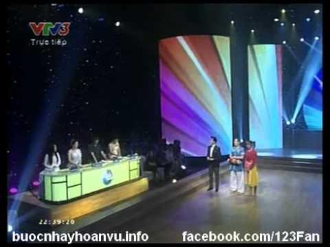 Ngô Kiến Huy & Virto - Bước nhảy hoàn vũ 2013 Tuần 5 ngày 20/04/2013