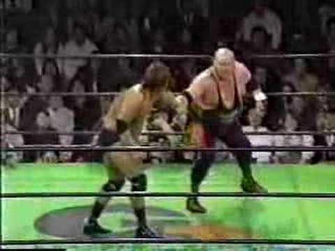 Vader vs. Takeshi Morishima