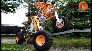 8 Unusual Vehicles You Must See