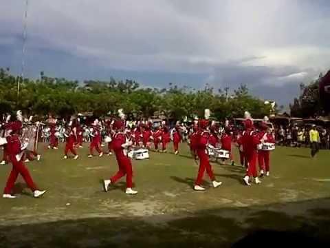 Drum Band Smk Negeri 2 Palu #1 2014