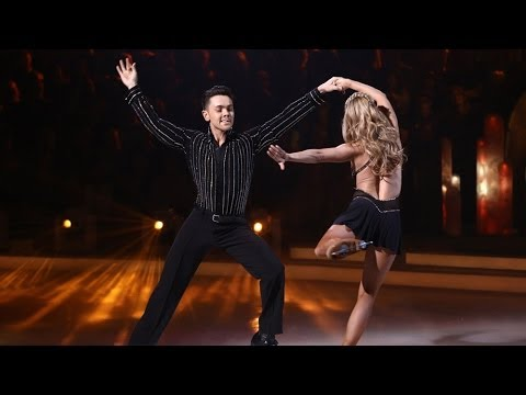 Ray Quinn - Dancing on Ice 2014 - week 9