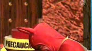 El Diablito Haciendo De Las Suyas En La WWE.