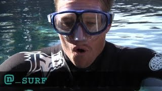 Surfer Ian Walsh Interview On Learning To Hold His Breath