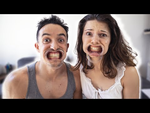 On pleure de rire en couple ! (mâche mot challenge)