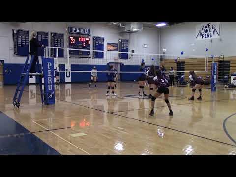 NCCS - PCS Volleyball  4-21-21