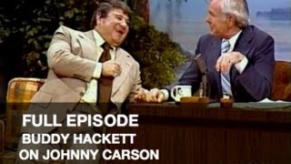 Johnny Carson: Buddy Hackett and Dick Van Patten, 1977