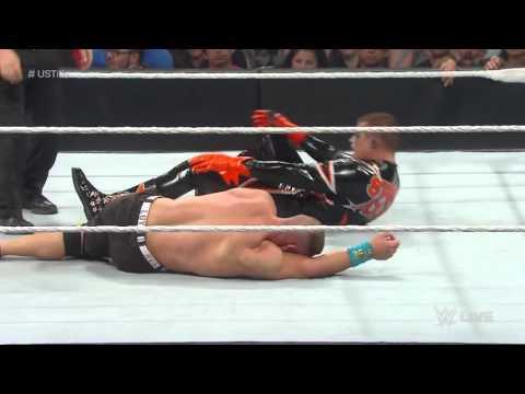 Đô vật mỹ hay nhất : John Cena vs  Stardust – United States Championship Match Raw, April 6, 2015