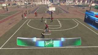 NBA 2K14 PS4 The Park - My Review