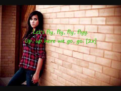 Rocketeer (cover) By: Megan Nicole/ Conor Maynard (Lyrics)