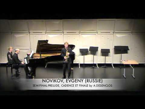 NOVIKOV, EVGENY RUSSIE desenclos