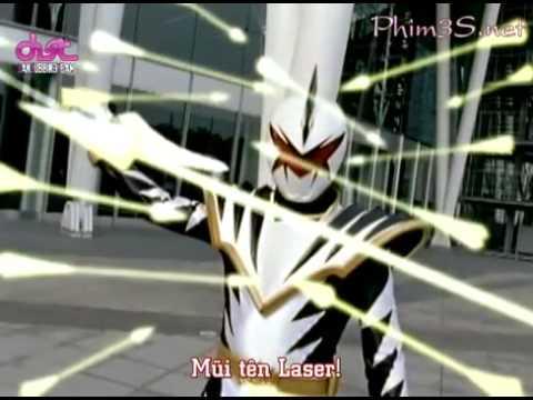 Siêu Nhân Khủng Long Sấm Sét (Power Rangers) Tập 11