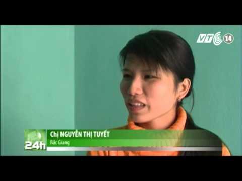 VTC14_Lay lắt cuộc sống của nữ công nhân tại các khu công nghiệp