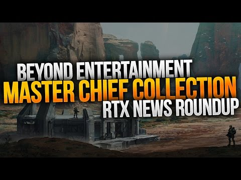 Master Chief Collection RTX News Roundup