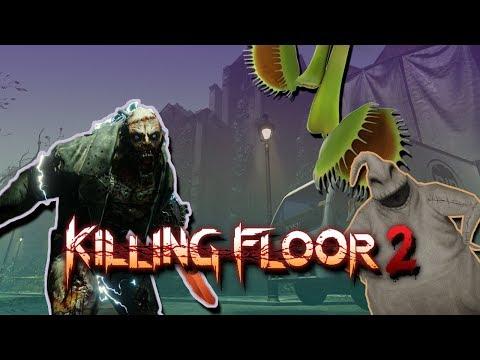 Killing Floor 2 Funny Moments | Healies at the Asylum