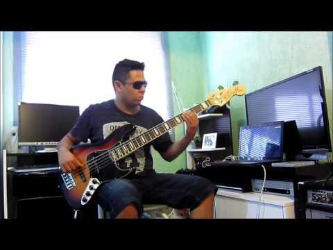 Gaguinho - Hugo e Tiago  -  baixo cover  - Gesiel Bass