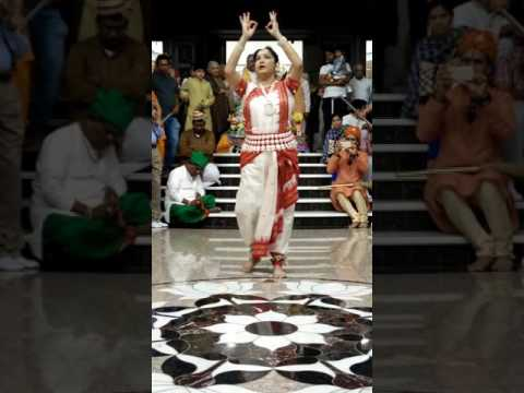 Oddisi Classic Dance on Rath Yathra (6/25/2017)