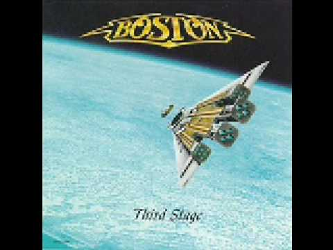 Boston - Smokin' (with lyrics)