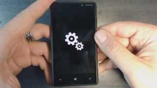 Nokia Lumia 820 Hard Reset