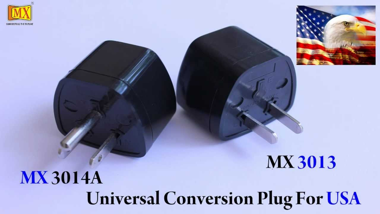 Travel Adapter For The United States Taiwan Amp Japan Youtube