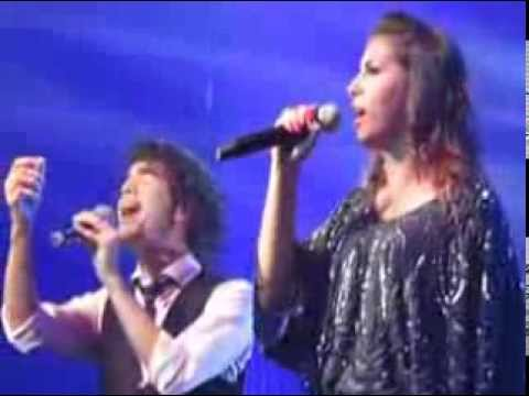 Sam Alves e Marcela Bueno - A Thousand Years - The Voice Tour  HSBC Brasil 25/01/2014
