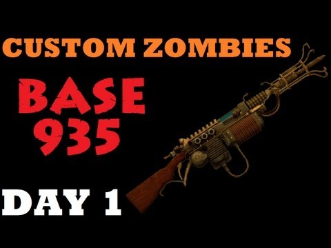 Custom Zombies - 935 Base: FINALE Extended Cut Just for YOU GUYS!