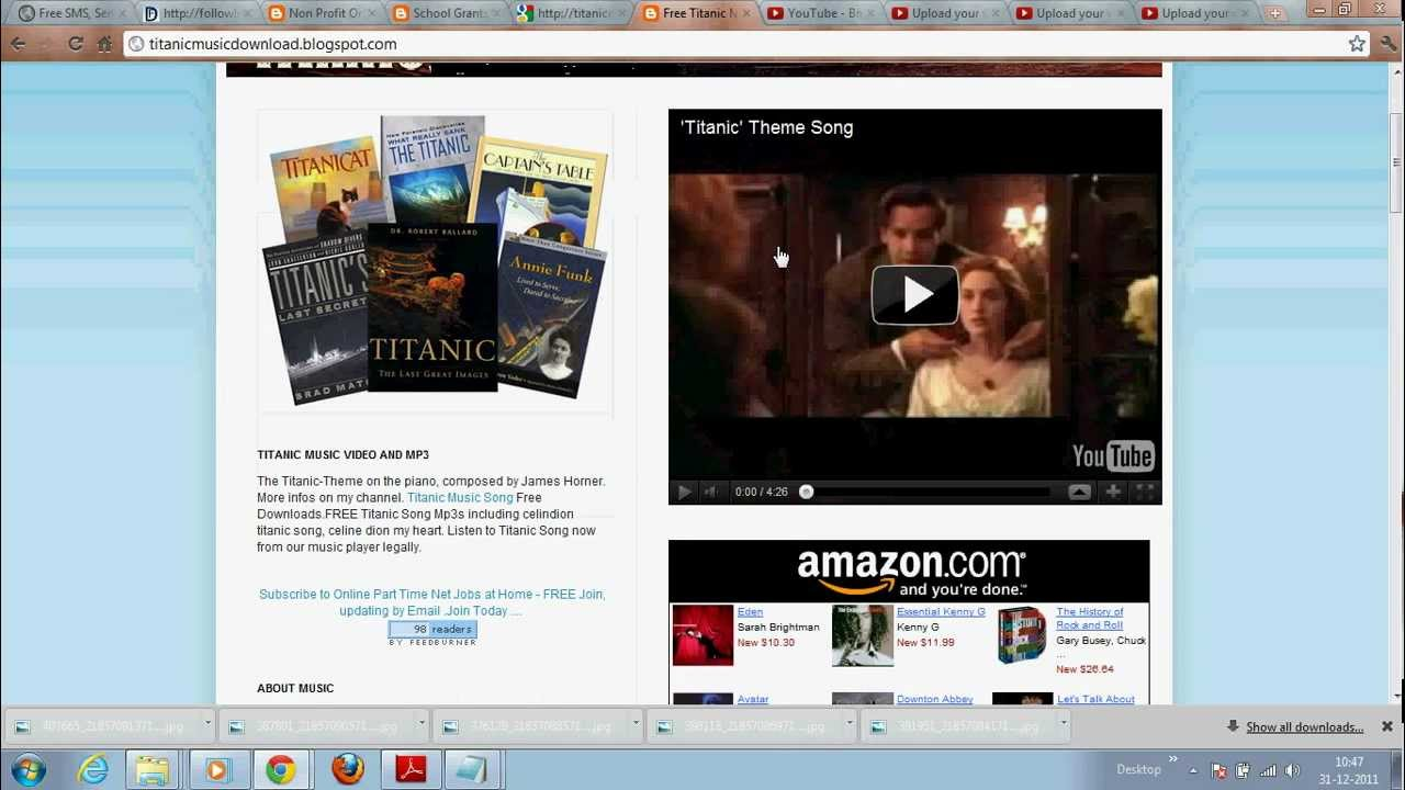 Download Mp3 Video Film Titanic 3Gp