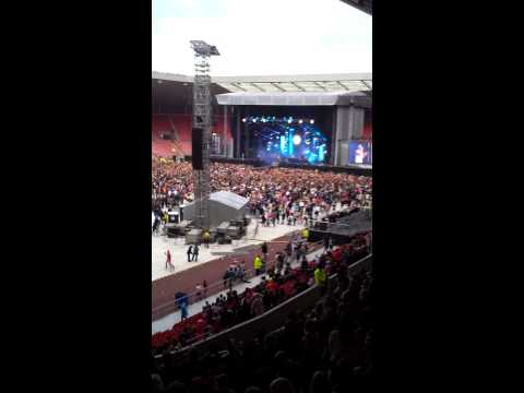 The Wanted North East Live - Gold Forever